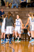 121616 Varsity Girls Basketball - Lansing Catholic vs. Eaton Rapids