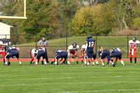 100214 Freshman Football - DeWitt vs. St. Johns
