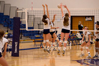 101514 Freshman & JV Volleyball - DeWitt vs. Haslett