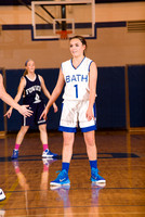 011615 Girls JV Basketball - Bath vs. Fowler
