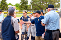 052016 Varsity Softball - DeWitt vs. Lakewood