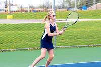 050516 JV Girls Tennis - DeWitt vs. Mason