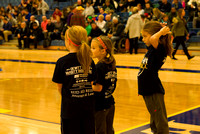 010915 Girls Varsity Basketball - DeWitt vs. Haslett