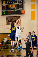 011515 Boys Freshman Basketball - DeWitt vs. Owosso