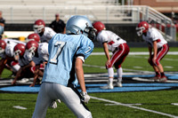 091516 Freshman Football - Lansing Catholic vs. Portland
