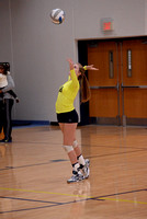 101916 Freshman/JV Volleyball - DeWitt vs. Haslett