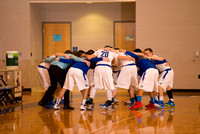 012815 Varsity Boys Basketball - Bath vs. P-W