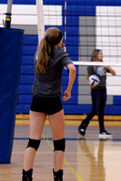 092816 Freshman/JV Volleyball - Bath vs. Dansville