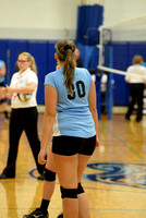 100516 Freshman/JV Volleyball - Lansing Catholic vs. Williamston