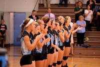 091916 Varsity Volleyball - Lansing Catholic v. Fowlerville